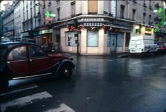 Scan-170520-0034 (scooterboi06) Tags: 2cv france paris car rain olympus dolly french 35mm