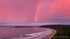 Double Rainbow Pink Sunrise (Panorama Paul) Tags: paulbruinsphotography wwwpaulbruinscoza newzealand tautukubay tautukupeninsula catlins sunrise rainbow nikond800 nikkorlenses nikfilters