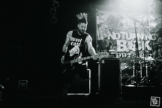No Turning Back @ Groezrock / Shot by Doug Elliott