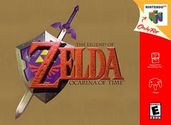 # 15 - The Legend of Zelda Ocarina of Time (Hobbycorner) Tags: zelda link n64 nintendo fantasy adventure cartridge cartridges game gaming games 1998 ganon ganondorf hyrule europe legendofzelda legendofzeldaocarniaoftime medieval ocarnia triforce 3d console