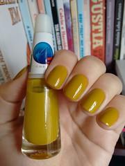 Overdrive - Ludurana (Mari Hotz) Tags: esmalte unha ludurana rockinrio ocre mostarda