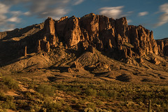 122 of 365 (westindiangal) Tags: night landscape sunset eveninglight az a7ll ©jeanchristopher allrightsreserved arizona sony nature superstitiousmtn mountain