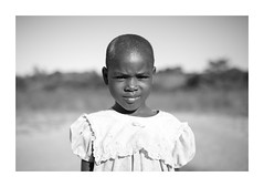 Malawi Portrait Africa (Vincent Karcher) Tags: vincentkarcherphotography africa afrique art blackandwhite culture documentary malawi noiretblanc people portrait project rue street travel voyage world kid child children enfant beauty