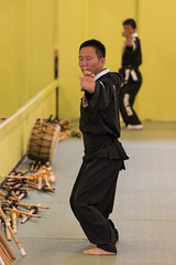 DCO_0219 (Eisbier) Tags: martial arts champ kwon grandmaster tae do hap ki sword sport indoors instruction nikon students anchorage alaska champmartialarts masterquest kumyedo kum ye korean usa