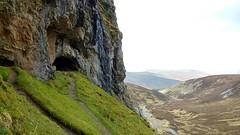 The Bone Caves (Dave Paterson) Tags: limestone caves bones scotland history animals extinct slope scary escarpment rocks hike