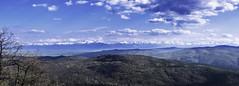 Panoram of Rila mountain (alexzanderII) Tags: mountain landscape panorama