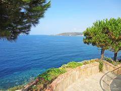 From Aegean (B A Y S A L) Tags: ege aegean sea seaside summer ercanbaysal turkey türkiye özdere izmir menderes çukuraltı panorama canon picture pic vision aegeansea tourism blue beach
