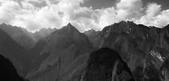 -^-^-^-^-^- (VinZo0) Tags: montagnes mountain cloud nuages noir et blanc perou andes cordillère neige snow beautiful immense wonderful nature world samll patit big