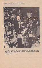 Stirling Pipe Band Pine Falls Newspaper Articles-16 (Hugh Peden) Tags: stirling pipe band pine falls manitoba major william bill macleod