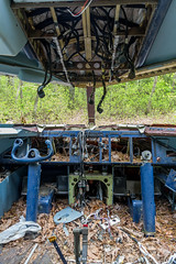 Abandoned Plane and Ambulance (The Dying Light) Tags: abandoned new jersey dcirc urban exploration photography exploring 2017 ambulance circ plane urbex airplanewreck newjersey dornier328 abandonedplane abandonednewjersey urbanexplorationphotography urbanexploration urbanexploring weatherchannel travel weatherchanneltravel cnntravel