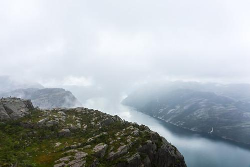 Hike to the Preikestolen