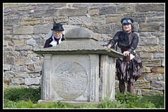 IMG_0044 (scotchjohnnie) Tags: whitbygothweekendapril2017 whitbygothweekend wgw2017 wgw whitby goth gothic costume canon canoneos canon7dmkii canonef24105mmf4lisusm scotchjohnnie portrait people male female stmaryschurch stmarysgraveyard