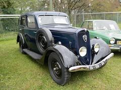 Peugeot, 201 M commerciale (France, 1937) (Cletus Awreetus) Tags: peugeot 201 automobile voitureancienne vintage car voituredecollection voiture collection explore
