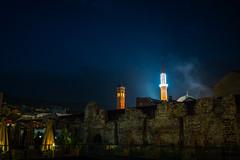 Night walks (ekidreki) Tags: sarajevo bosnia herzegovina bih bosnie bosna sony a7r2 a7rii a7rm2 ilce7rm2 balkan balkans 35mm 35 35mm14 city night nightscape street photography travel architecture