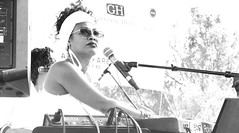 Skanking Skanking (Dom Guillochon) Tags: urban show concert thenowgeneration antoinette musician performers stage patobanton earthfair 2017 humans people reggae music keyboards roam wandering time life reality dream existence entertainment multiverse