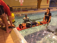 life raft course