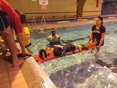life raft course