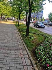 Prishtina (Florent_M) Tags: summer prishtine street natyra nature iphone kosovo kosova prishtina pristina