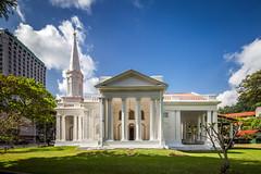 Armenian Church Singapore (zoeyfrancis) Tags: attraction destination monuments armenianchurch singapore travel church