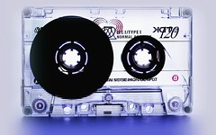 DSC01722 (2) -01 (suzyhazelwood) Tags: cassette tape tapes vintage creativecommons sony a6000 recording