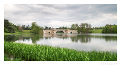 Capability's Rather Capable Work (don't count the pixels) Tags: blenheimpalace palace oxfordshire countryhouse estate longexposure ngc 10stopfilter ndfilter bwndfilter garden lake water landscape