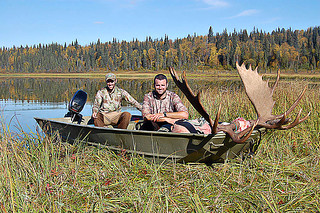 Alaska Moose and Bear Hunt - Dillingham 44