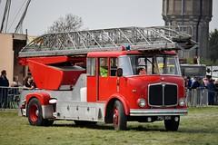 PSU 404 (markkirk85) Tags: fire engine appliance ex 7981bt aec marquis merryweather turntable ladder east ridings brigade 7981 bt psu 404 psu404 yorkshire