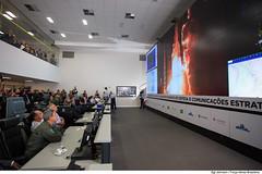Momento do lançamento do SGDC. (Força Aérea Brasileira - Página Oficial) Tags: 2017 brazilianairforce cmtaer comaer comandante comandantedaaeronautica fab forcaaereabrasileira fotojohnsonbarros lacamentodosgdc satelitegeoestacionariodedefesaecomunicacoesestrategicas salavip tbrossato