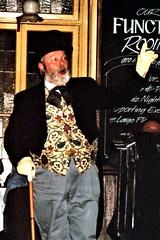 Mr Roger Johnson, recitationist
