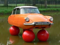 Citroën DS floating (1010256) (Le Photiste) Tags: clay floatingcitroënds 50yearscitroëndsin2005 citroënds citroënsagroupepsapeugeotcitroënsaintouenfrance cc frenchicon frenchautomobile orange 50thanniversarycitroënds afeastformyeyes aphotographersview autofocus alltypesoftransport artisticimpressions blinkagain beautifulcapture bestpeople'schoice bloodsweatandgears creativeimpuls carscarscars cazadoresdeimágenes creativephotogroup digifotopro damncoolphotographers digitalcreations django'smaster friendsforever finegold fandevoitures fairplay hairygitselite ineffable infinitexposure iqimagequality interesting livingwithmultiplesclerosisms lovelyflickr lovelyshot mastersofcreativephotography niceasitgets panasonic photographers prophoto photographicworld planetearthtransport planetearthbackintheday photomix soe simplysuperb slowride saariysqualitypictures showcaseimages simplythebest simplybecause thebestshot themachines thepitstopshop transportofallkinds theredgroup thelooklevel1red vividstriking vigilantphotographersunite wheelsanythingthatrolls wow yourbestoftoday