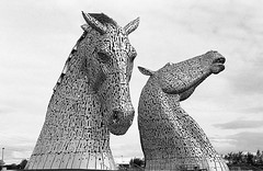 The Kelpies, Falkirk, Scotland (Bsteel2010) Tags: scotland kelpies falkirk horse