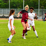 Blythewood High v. Carolina Forest Girl's Soccer Playoff, 5/2/17 (rab)