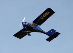 G-VROD (wiltshirespotter) Tags: kemble aeroprakt a22 foxbat