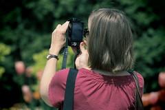Capture the moment, Morton Arboretum. (EOS) (Mega-Magpie) Tags: canon eos 60d outdoors the morton arboretum lisle dupage il usa america people women lady person camera photo