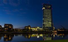 EZB - Europäische Zentralbank (Reiner Grasses) Tags: ezb europäische zentralbank main