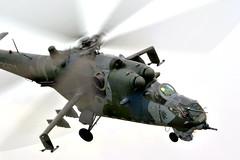 Czech Air Force Mil Mi-24V 3371 (Capelle Panda -- Be happy!) Tags: lmd16 luchtmachtdagen leeuwarden airforce airshow 基地開放 czechaf milmi24 milmi24vhind mi24雌鹿直升機 mi24 雌鹿直升機 d7100 afs200500mm