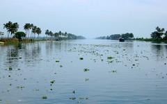 Tranquility.... (I Nair) Tags: tranquility backwaters kerala
