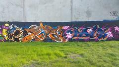Duke: 'Style' & Poise'... (colourourcity) Tags: streetart streetartaustralia streetartnow graffiti melbourne burncity awesome colourourcity letters alphabetmonsters duke style grimz poise ladykillerz tfc 21c tsf id cka joiner