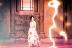 """""""Lightnin' Strikes""""      The CLASH. (Pascal Rey Photographies) Tags: dreams rêves oniriques apparition étrange strange phantasie ghost fantôme woman lady femme acidulée psychédélique psychedelic surrealiste surreal trippin autofocus"""