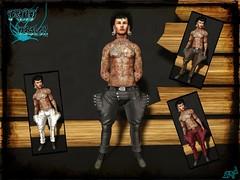 Baggy Pants - Marvhen (syddarkaless) Tags: tcod design mesh baggy pants marvhen hud textures standar tmp signature adam
