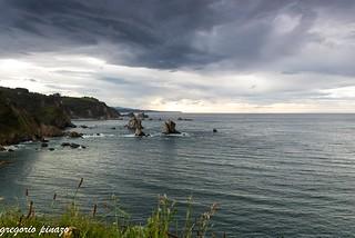 playa del Silencio Asturias 3-2660