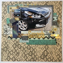 LOAD20 Smash (girl231t) Tags: 2017 scrapbook layout 12x12layout paper load load517 load20