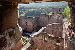 Boymont (H. Eisenreich) Tags: eisenreich hans fujifilm xt1 eppan alt castle castello old southtyrol ruine südtirol walls schloss boymont durchblick mauern ruin mitterlalterlich mittelalter ancient blick burg bänke