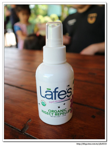 【體驗|育兒用品】Lafe's有機全家防蚊液