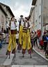 Yzeron (Rhône) (Cletus Awreetus) Tags: france rhône montsdulyonnais yzeron fête fêtevillageoise échasse tembour percussion