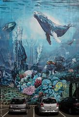 Mise en peinture #4. Brest, mai 2017 (Bernard Pichon) Tags: bpi760 brest bretagne 29 france peinture couleur mer street fr29 canonflickraward