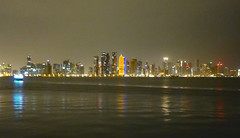Doha Skyline (1) (hansbirger) Tags: quatar doha year2017