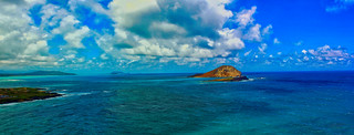 Makapuu island