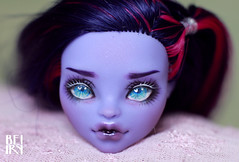 4 For SALE!! (smileidiote1) Tags: monsterhigh monsterhighooak monsterhighrepaint monsterhighsale ooak ooakmonsterhigh ooakdoll doll dollooak dollsale dollcustom mattel jane janeboolittle