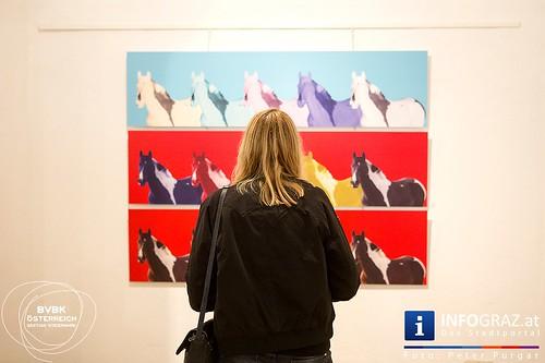 """""""Wenn der Hafer sticht"""" - """"Galerie Modern"""""""